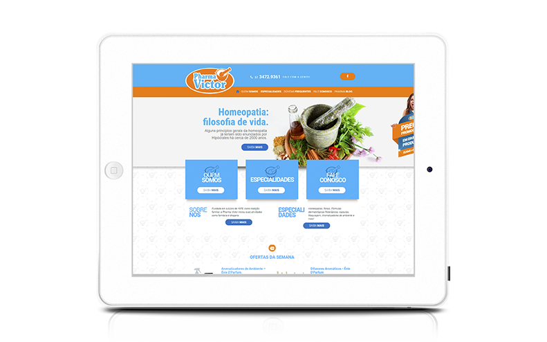 Site Pharma Victor